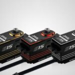 Power HD Storm-S15 Low Profile HV Servo