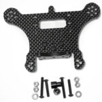 Xtreme Racing Carbon Fiber Rear Shock Tower for Traxxas 2WD Slash, Stampede, Rustler and Bandit