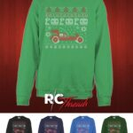 Vintage RC Buggy Ugly Sweater